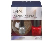 OPI -  Набор Cosmic Couple HRG 25 (1- 15 мл + 1- 3,75 мл)